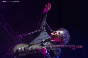 """EJEKT FESTIVAL"" : THE CURE, MICHAEL KIWANUKA, RIDE, KHRUANGBIN, THE STEAMS – Πλατεία Νερού, Τετάρτη 17 Ιουλίου 2019"