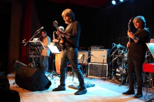 YIORGOS FAKANAS GROUP Featuring MIKE STERN
