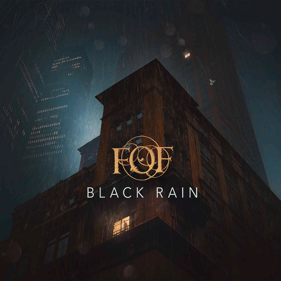 FISH ON FRIDAY - Black Rain (Esoteric Antenna/2020)