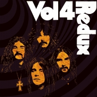 VARIOUS ARTISTS - Vol. 4 (BLACK SABBATH) [Redux] (Magnetic Eye Records/2020)