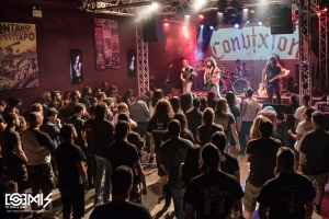 HEAVY METAL ASSAULT Vol. V - Convixion, Blackmayne, Steamroller Assault, CC Company, Gauntlet, Flying Dutchman, Side Effects - Club Κύτταρο, Αθήνα, 23 Σεπτεμβρίου 2017