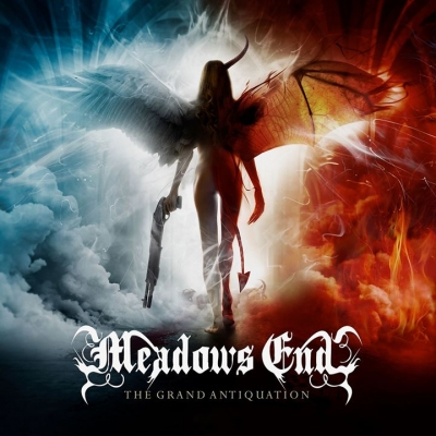 MEADOWS END – The Grand Antiquation   (Black Lion Records/2019)