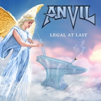 ANVIL – Legal at Last  (AFM Records/2020)