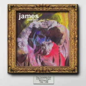 JAMES – Justhipper: The Complete Sire & Blanco y Negro Recordings 1986-1988 (Cherry Red Records)