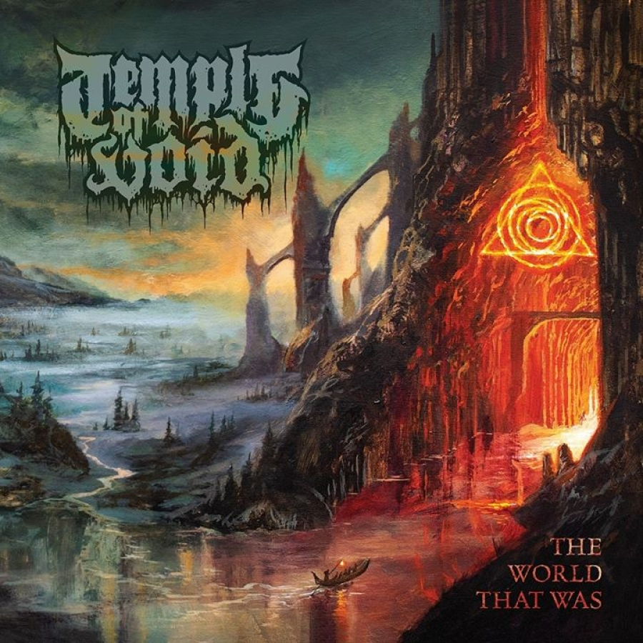 TEMPLE OF VOID – The World That Was  (Shadow Kingdom Records/2020)