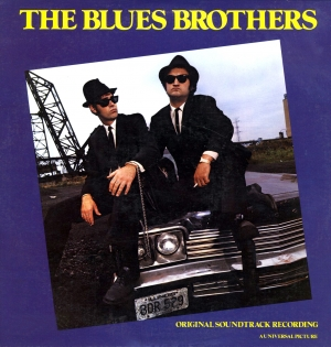 "THE BLUES BROTHERS - O.S.T. ""The Blues Brothers"" (Atlantic-1980)"