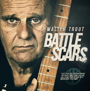 WALTER TROUT - Battle Scars (Provogue)