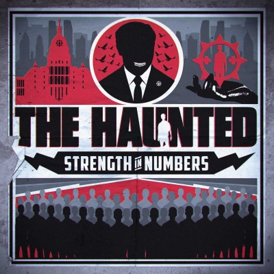 "THE HAUNTED - ""Strength in Numbers"" (Century Media 2017)"