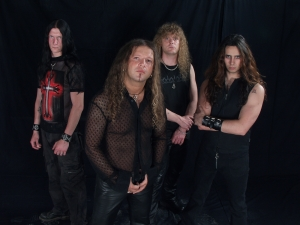 "MYSTIC PROPHECY -  ""Vengeance"" (B-Mind 2001) / ""Regressus"" (Nuclear Blast 2002) Remastered and re-released by Massacre Records"