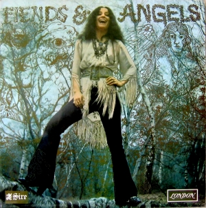 "MONUMENTS: MARTHA VELEZ ""Friends and Angels"" (Sire/Blue Horizon Records – 1969)"