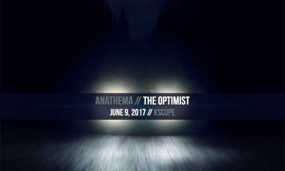 "ANATHEMA – ""The Optimist"" (Kscope Music)"