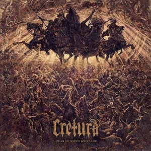 CreTura - Fall Of The Seventh Gold Star (WorhHoleDeath Records)
