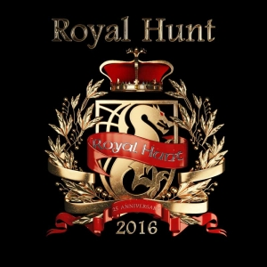 "ROYAL HUNT - ""2016""  (Live cd/dvd)   (Frontiers Music Srl - 2017)"