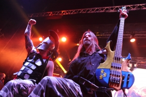 SABATON, ACCEPT, TWILIGHT FORCE - Piraeus 117 Academy, Αθήνα, 8 Μαρτίου 2017