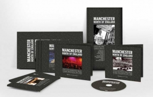 "V/A - ""Manchester North of England: A Story of Independent Music Greater Manchester 1977-1993"" (Cherry Red Records)"