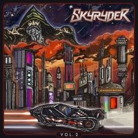 SKYRYDER -Vol.2  (Highroller Records/2020)