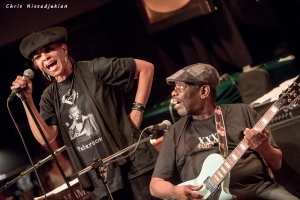 "LUCKY PETERSON – ""50 Years on the Road"", Half Note Jazz Club, Αθήνα, Δευτέρα 21 Οκτωβρίου 2019"