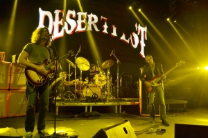 DESERTFEST ATHENS /  Radio Moscow, Graveyard, Colour Haze… - ACRO Σάββατο 7 Οκτωβρίου 2017