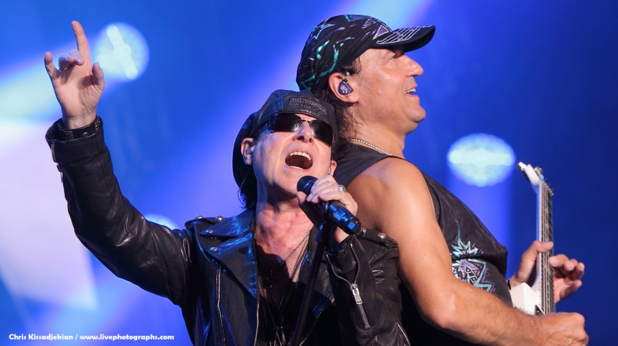 ONE BY ONE EXCERPTS : KLAUS MEINE & RUDOLF SCHENKER (19-9-2001)