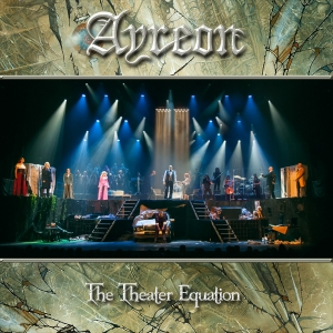 AYREON – The Theater Equation (CD / DVD / BLU-RAY) InsideOut Music (Progressive Metal / Rock - Musical)