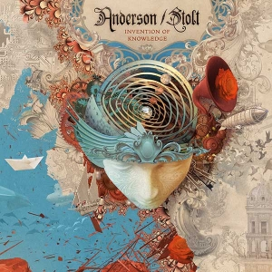 ANDERSON / STOLT - Invention of Knowledge (Inside Out Music)