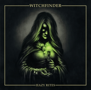 WITCHFINDER - Hazy Rites  (MRS Red Sound/2019-2020)