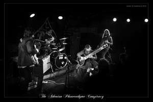 Η ΜΟΥΣΙΚΗ ΠΟΥ ΕΙΔΑ / THE MUSIC I'VE SEEN - ATHENIAN PHANEROTHYME CONSPIRACY 13/2/2016