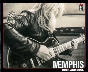 Melissa Etheridge – Memphis Rock And Soul (Stax Records/Rockarolla Records)