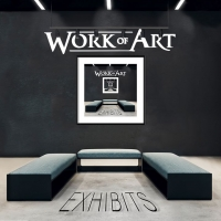 WORK OF ART – Exhibits  (Frontiers Records/2019)