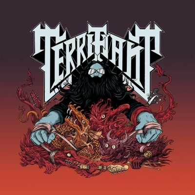 TERRIFIANT - Terrifiant  (Gates Of Hell Records/2020)