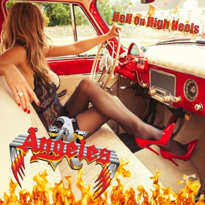 ANGELES – Hell On High Heels  (Dark Star Records-Sony/2020)