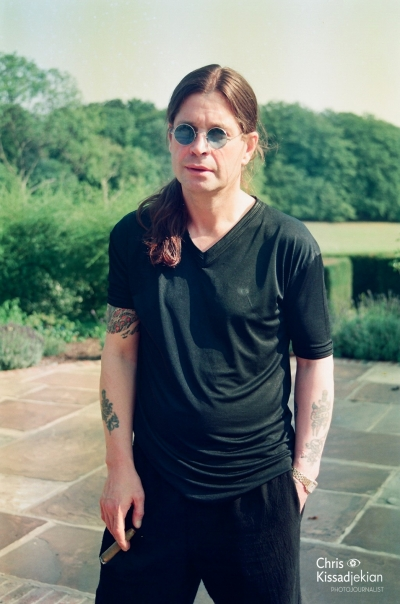 SHOT FROM THE VAULT: OZZY OSBOURNE