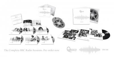 QUEEN - Queen On Air / The Complete BBC Sessions (Virgin/EMI)