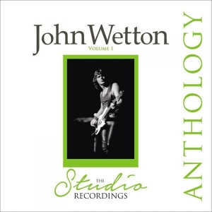 JOHN WETTON Anthology-The Studio Recordings (Cherry Red Records)