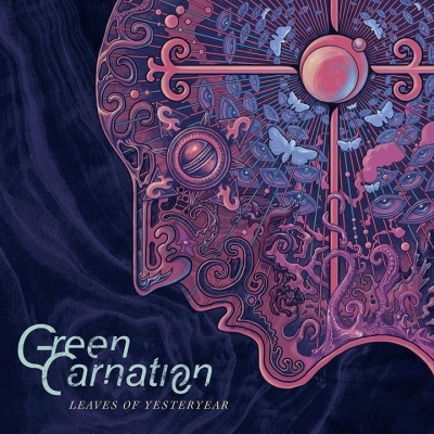 GREEN CARNATION - Leaves of Yesteryear  (Season of Mist/2020)