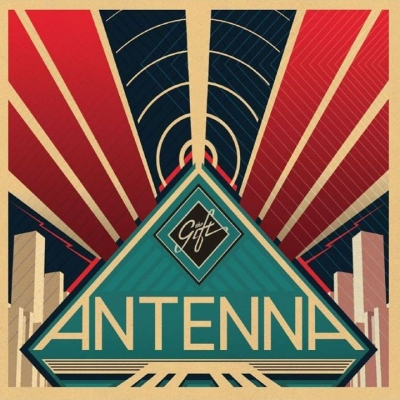 THE GIFT – Antenna  (Bad Elephant Music/2019)