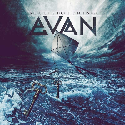 EVAN – Blue Lightning (FC METAL RECORDINGS)