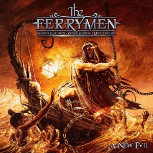 THE FERRYMEN – A New Evil  (Frontiers Records/2019)