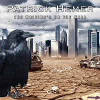 PATRICK HEMER – The Writing's On The Wall  (Lion Music/2019)