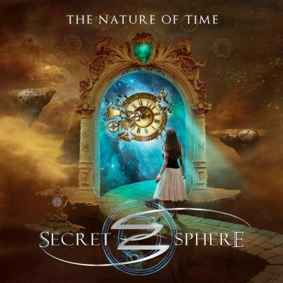 "SECRET SPHERE - ""The Nature of Time""   (Frontiers Records – 2017)"