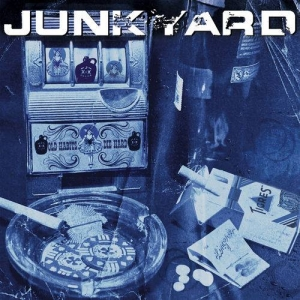JUNKYARD – Old Habits Die Hard  (Acetate Records/2019)