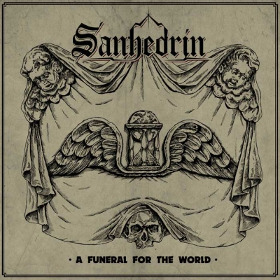 "SANHERDIN - ""A Funeral For The World"" (Self Financed - 2017)"
