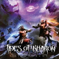 TIDES OF KHARON – Titanomachy E.p. (Sliptrick Records / 2021)
