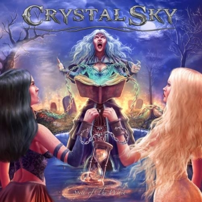 CRYSTAL SKY - Spell Of the Witch  (Amplifi/2019)