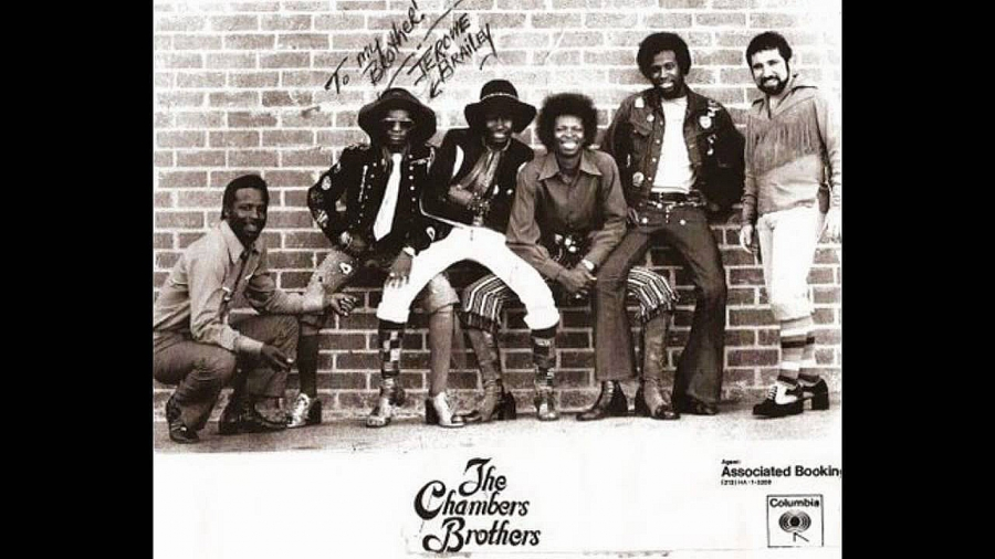 THE CHAMBERS BROTHERS – Masters of Psychedelic Soul (Part One)