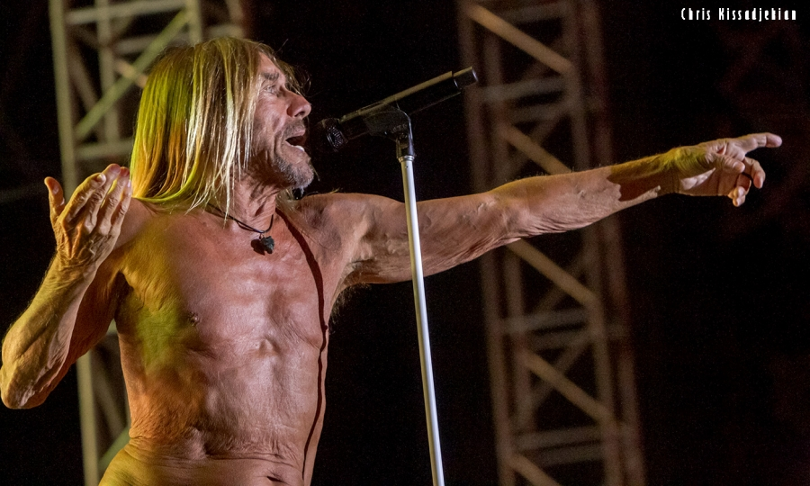 RELEASE ATHENS FESTIVAL: Iggy Pop, James, Shame, Noise Figures, Dark Rags, Αθήνα, Πλατεία Νερού, Σάββατο 8 Ιουνίου 2019