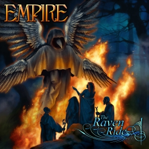 "EMPIRE – ""The Raven Ride"" (Pride & Joy Music – Reissue 2017 / original 2006)"