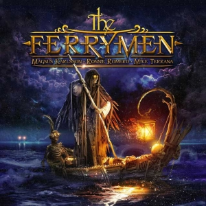 "THE FERRYMEN - ""The Ferrymen"" (Frontiers Music 2017)"