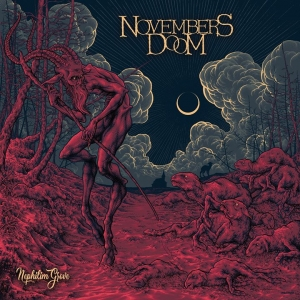 NOVEMBERS DOOM - Nephilim Grove  (Prophecy Productions/2019)