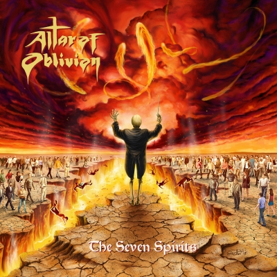 ΑLTAR OF OBLIVION -The Seven Spirits  (Shadow Kingdom/2019)